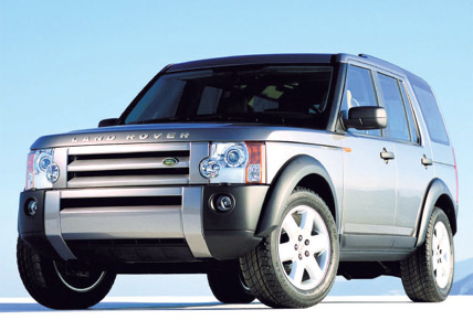 Automotores Land Rover