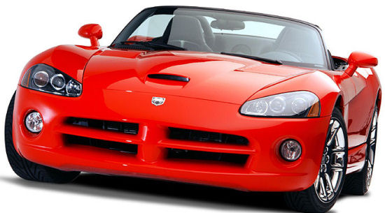 Dodge Viper Srt 10 Coupe