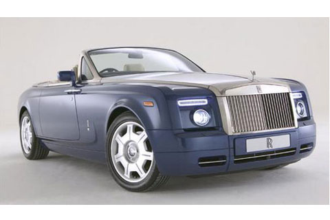 Repuestos Rolls Royce Phantom Drophead Coupé