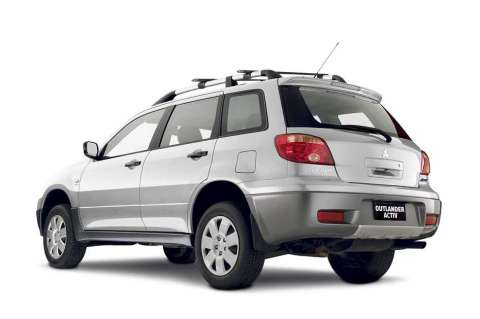 automotores Mitsubishi Outlander