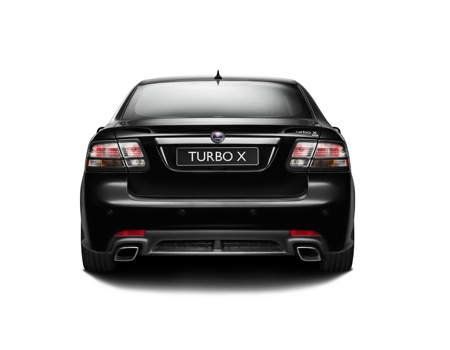autos Saab 9-3 Turbo X