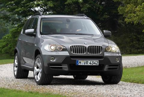 BMW X5 Vision Efficient Dynamics