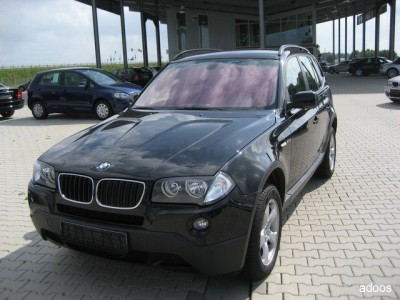 BMW X3 2.0d