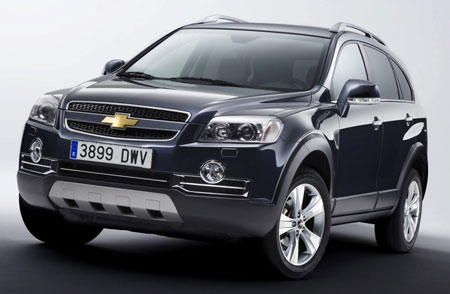 Chevrolet on Chevrolet Captiva Sport   Automotores Autos Noticias Autos Novedades