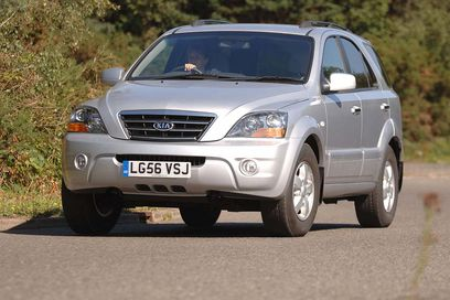 KIA Sorento 2.5 CRDI