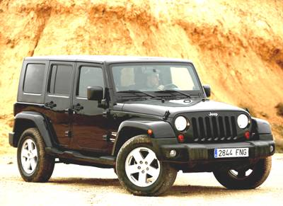Jeep Wrangler Unlimited 2.8