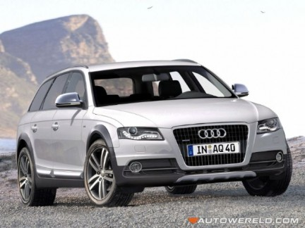 Audi A4 allroad