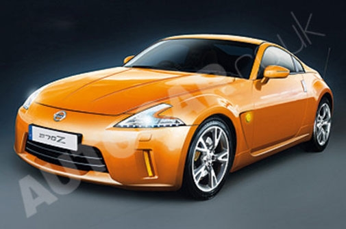 Nissan 370Z Wallpaper Photos