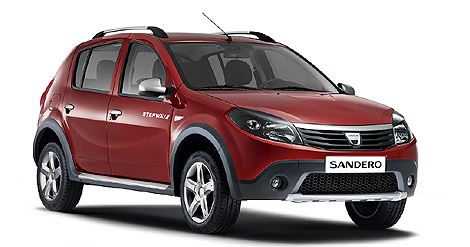 dacia sandero 1