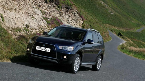 Mitsubishi Outlander1