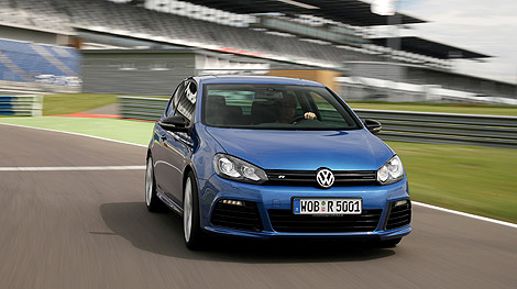 Volkswagen Golf R1