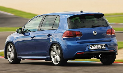 Volkswagen Golf R2