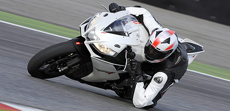 Aprilia RSV4R
