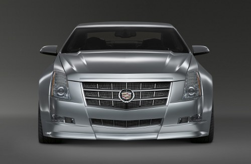Cadillac CTS-V-Coupe-frente