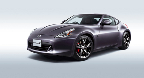 Nissan-370Z-40th-Anniversary-Edition-frente