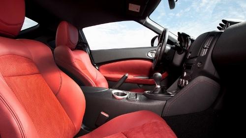 Nissan,370Z,40th,Anniversary,Edition,interior
