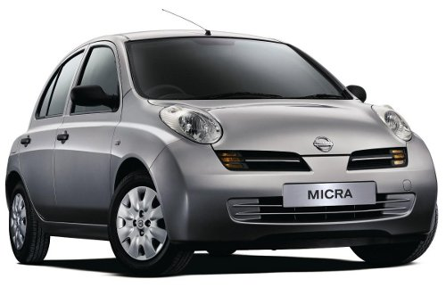 Nissan-Micra