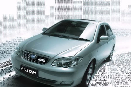 BYD F3DM-frente