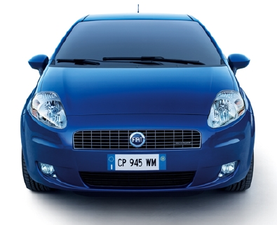Fiat Punto-frente