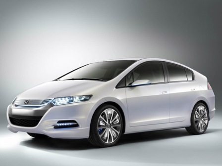 Honda Insight-frente