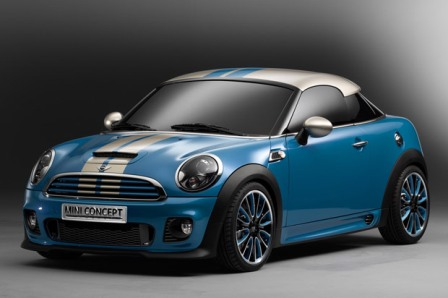 MINI Coupé-frente