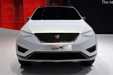 SEAT IBX Concept-frente