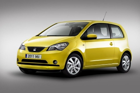 SEAT Mii-frente
