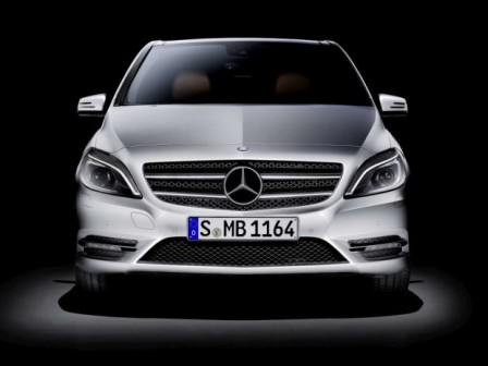 Mercedes-Benz Clase B 2012-frent
