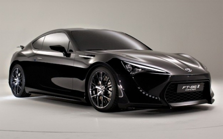 Toyota FT-86 II-frente
