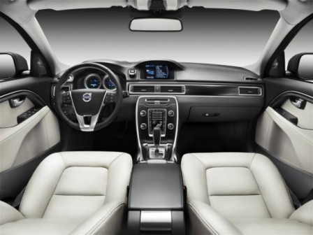 Volvo V60 Plug-in Hybrid-interior