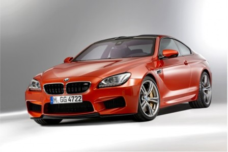 BMW M6 2013-frente