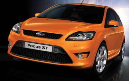 Ford Focus ST-frente