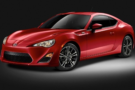 Scion FR-S 2013-frente