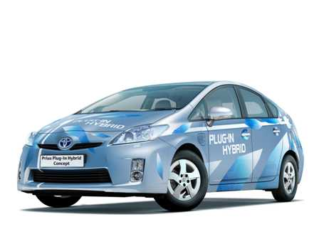Toyota Prius Plug-in Hybrid-frente